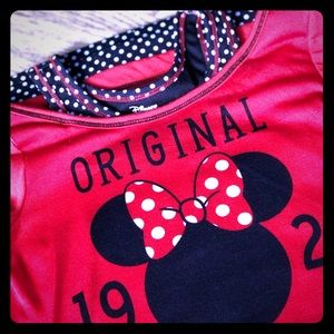 Disney girls Minnie dress